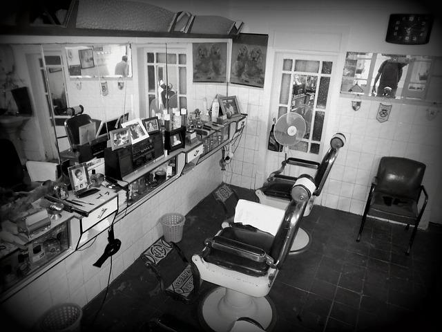 mon petit salon de coiffure