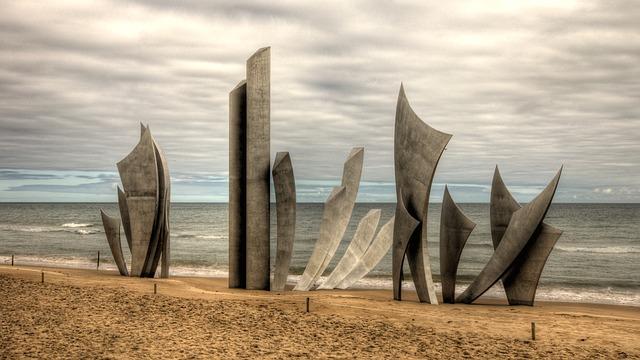 Plages du débarquement de Normandie